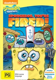 Spongebob Squarepants: You're Fired! | DVD