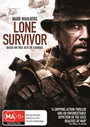 Lone Survivor | DVD