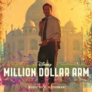 Million Dollar Arm | CD