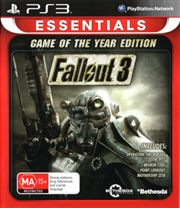 Fallout 3 GOTY Edition | PlayStation 3