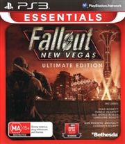 Fallout New Vegas Ultimate Edition | PlayStation 3