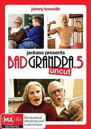 Jackass Presents Bad Grandpa .5 | DVD