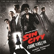 Sin City: A Dame To Kill For | CD