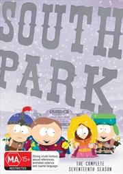 South Park; S17 | DVD
