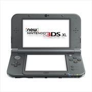 Nintendo New 3DS XL Console Black