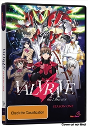 Valvrave: The Liberator; Part 1-2