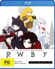 Rwby Vol 2 | Blu-ray
