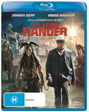 Lone Ranger | Blu-ray