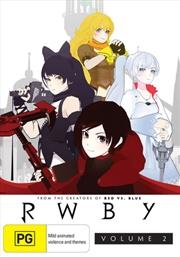 Rwby Vol 2 | DVD