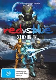 Red Vs Blue; Season 12 | DVD