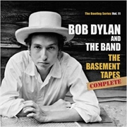 Basement Tapes Complete; V11: Deluxe Edition   CD