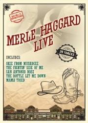 Live - Merle Haggard