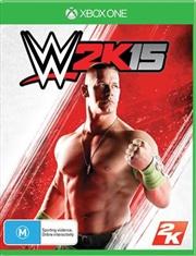 WWE 2K15 | XBox One