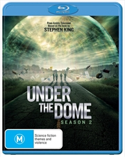 Under The Dome - Season 2 | Blu-ray