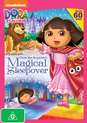 Dora The Explorer's Magical Sleepover