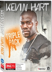 Kevin Hart Triple Pack | DVD