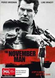 November Man | DVD