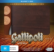 Gallipoli: Collector's Edition | Blu-ray