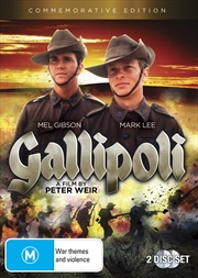 Gallipoli: Commemorative Edition | DVD