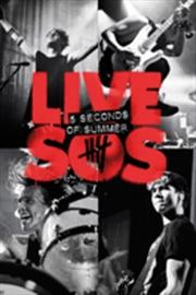 5SOS Live Sit Poster | Merchandise