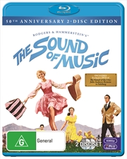 Sound Of Music: 50th Anniversary Edition | Blu-ray