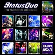 Back2sq1/Frantic Four Reunion | Vinyl
