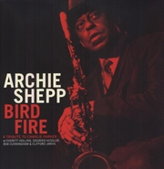 Bird Fire: A Tribute To Charlie Parker | Vinyl