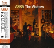 Visitors (Japanese Deluxe Edition) | CD