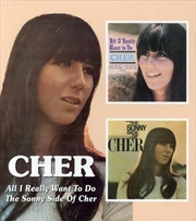 All I Really Want To Do / Sonny Side Of Cher | CD