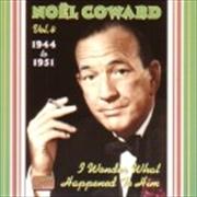 Noel Coward V4 I Wonder W | CD