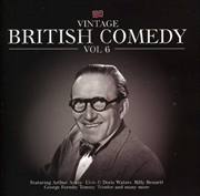 Vintage British Comedy: Vol6 | CD