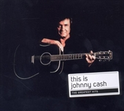 This Is: The Man In Black | CD