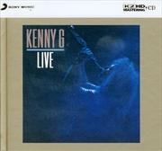 Live: K2hd Mastering | CD