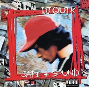 Safe And Sound | CD