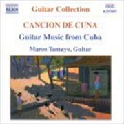 Guitar Music From Cuba | CD