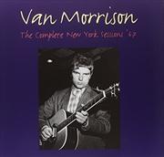 Complete New York Sessions 67   Vinyl