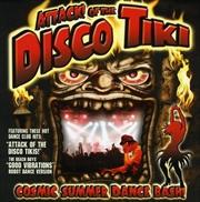 Attach Of Disco Tiki Dance Bash | CD