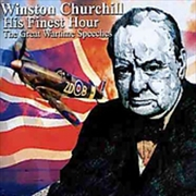 His Finest Hour   CD