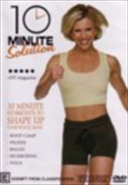 10 Minute Solution | DVD