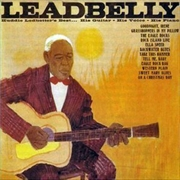 Huddie Ledbetters Best His Guitar His Voice His Piano | Vinyl