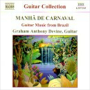 Manha De Carnaval Guitar Music | CD