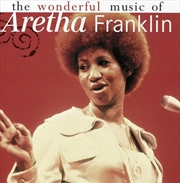 Wonderful Music Of Aretha Franklin