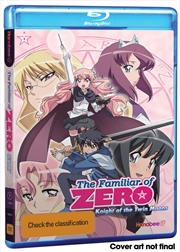 Familiar Of Zero - Season 2 | Blu-ray