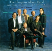 Bluegrass Intrumentals: Vol 6