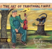 Art Of Traditional Fiddle | CD