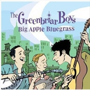 Big Apple Bluegrass | CD