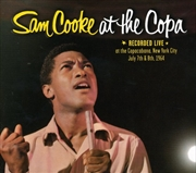 Sam Cooke At The Copa | CD