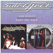 Side Effect/What You Need | CD