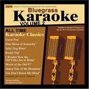 Bluegrass Karaoke: Vol2
