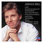 Lalo/Saint-Saens/Chausson/Ysaye/Massenet/Ravel/Sarasate | CD